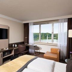 Отель Leonardo Royal Hotel Köln - Am Stadtwald Германия, Кёльн - 8 отзывов об отеле, цены и фото номеров - забронировать отель Leonardo Royal Hotel Köln - Am Stadtwald онлайн комната для гостей фото 4