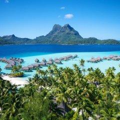 Отель Bora Bora Pearl Beach Resort Французская Полинезия, Бора-Бора - отзывы, цены и фото номеров - забронировать отель Bora Bora Pearl Beach Resort онлайн приотельная территория фото 2