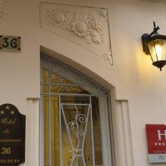 Отель Le Lausanne интерьер отеля фото 2