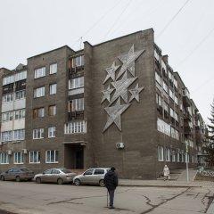 Апарт-Отель Ключ Красноярск парковка