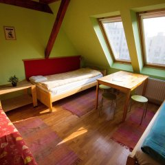 7x24 Central Hostel Будапешт комната для гостей фото 3