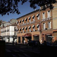 Отель Le Clocher de Rodez Франция, Тулуза - отзывы, цены и фото номеров - забронировать отель Le Clocher de Rodez онлайн фото 4