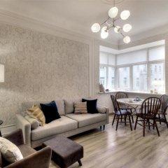 Апартаменты на Бронной Москва комната для гостей фото 4