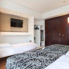 Hotel Catalonia Brussels удобства в номере