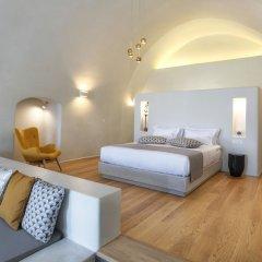 Отель Halcyon Days Suites Греция, Остров Санторини - отзывы, цены и фото номеров - забронировать отель Halcyon Days Suites онлайн комната для гостей фото 5