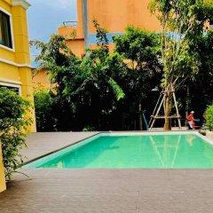 Отель S Bangkok Hotel Navamin Таиланд, Бангкок - отзывы, цены и фото номеров - забронировать отель S Bangkok Hotel Navamin онлайн бассейн фото 2