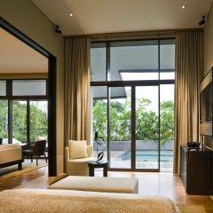 Отель Capella Singapore ванная