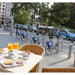 Отель B&B Hi Valencia Boutique питание