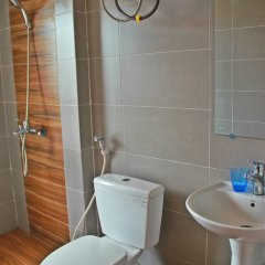 Sapa Aroma Hotel ванная