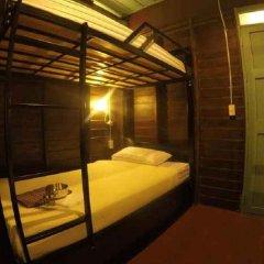 Отель La Moon Hostel Таиланд, Бангкок - отзывы, цены и фото номеров - забронировать отель La Moon Hostel онлайн комната для гостей фото 3
