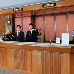 Отель Silom Village Inn интерьер отеля фото 2