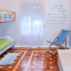 Lisboa Central Hostel комната для гостей фото 4