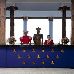 Отель Amaya Hills Шри-Ланка, Канди - отзывы, цены и фото номеров - забронировать отель Amaya Hills онлайн интерьер отеля фото 3