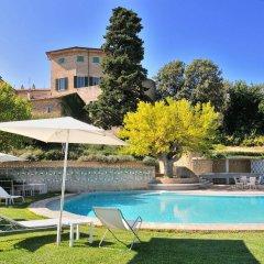 Отель Castello Di Monterado Италия, Монтерадо - отзывы, цены и фото номеров - забронировать отель Castello Di Monterado онлайн бассейн