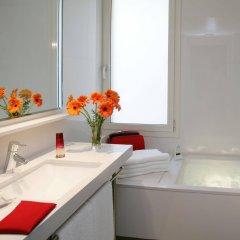 Отель Park ванная фото 2