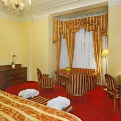 Отель Danubius Health Spa Resort Hvězda-Imperial-Neapol комната для гостей