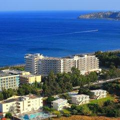 Отель Pegasos Beach пляж фото 2