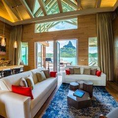 Отель InterContinental Bora Bora Resort and Thalasso Spa комната для гостей фото 5