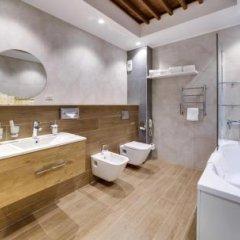 Гостиница LES Art Resort в Дорохово отзывы, цены и фото номеров - забронировать гостиницу LES Art Resort онлайн ванная фото 2