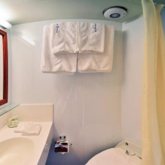 Florentina Boat Hotel Прага ванная