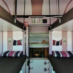 Отель Train Cabin Hostel Бельгия, Брюссель - отзывы, цены и фото номеров - забронировать отель Train Cabin Hostel онлайн детские мероприятия