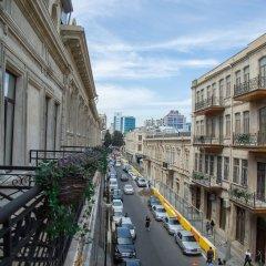 Отель Boutique 19 Азербайджан, Баку - отзывы, цены и фото номеров - забронировать отель Boutique 19 онлайн балкон