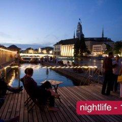 Отель Ramada Hotel Zürich-City Швейцария, Цюрих - отзывы, цены и фото номеров - забронировать отель Ramada Hotel Zürich-City онлайн бассейн фото 3