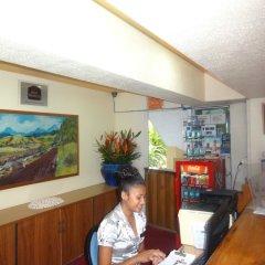 Отель Suva Motor Inn Фиджи, Вити-Леву - отзывы, цены и фото номеров - забронировать отель Suva Motor Inn онлайн интерьер отеля фото 2