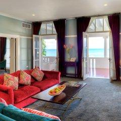 Grand Pacific Hotel комната для гостей