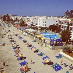 Отель Santos Ibiza Suites пляж фото 2