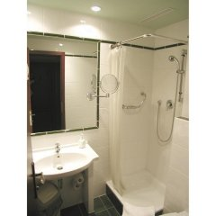 Hotel Lunik ванная фото 2
