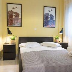 Апартаменты Acropolis Cozy Studio by Livin Urbban комната для гостей фото 2