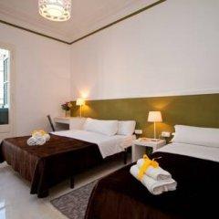 Отель Hostal Que Tal в номере