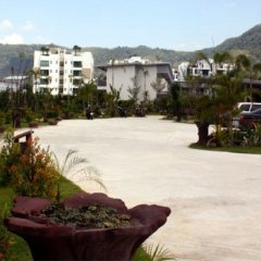 Отель Phu-Kamala парковка