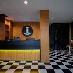 Отель The O-zone Airport Inn Бангкок интерьер отеля
