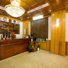 Gold Dream Hotel Далат интерьер отеля