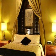 Отель La Perla Hotel Boutique B&B Мексика, Гвадалахара - отзывы, цены и фото номеров - забронировать отель La Perla Hotel Boutique B&B онлайн комната для гостей фото 4