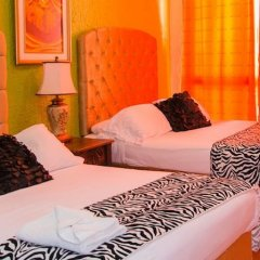 Отель Real Colonial Hotel Гондурас, Тегусигальпа - отзывы, цены и фото номеров - забронировать отель Real Colonial Hotel онлайн комната для гостей фото 4