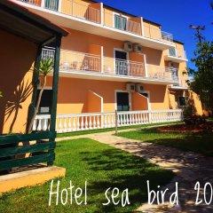 Sea Bird Hotel Сивота приотельная территория