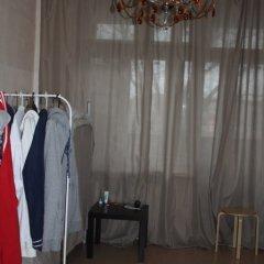 Podkova Hostel сейф в номере