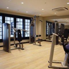 Hotel Monterey Okinawa Spa & Resort Центр Окинавы фитнесс-зал