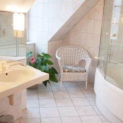 Отель Best Western Hotel Stadtpalais Германия, Брауншвейг - отзывы, цены и фото номеров - забронировать отель Best Western Hotel Stadtpalais онлайн ванная