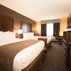 Отель Best Western Port Columbus США, Колумбус - отзывы, цены и фото номеров - забронировать отель Best Western Port Columbus онлайн комната для гостей фото 4
