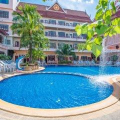 Отель Tony Resort детские мероприятия