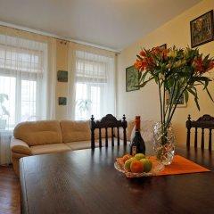 Гостиница Apartament Chkalovskaya в Санкт-Петербурге отзывы, цены и фото номеров - забронировать гостиницу Apartament Chkalovskaya онлайн Санкт-Петербург комната для гостей фото 3