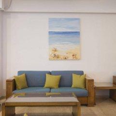 Отель Trizas Hotel Apartments Кипр, Протарас - отзывы, цены и фото номеров - забронировать отель Trizas Hotel Apartments онлайн комната для гостей фото 4