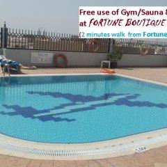 Fortune Hotel Deira спортивное сооружение