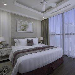 Отель Vinpearl Condotel Empire Nha Trang комната для гостей