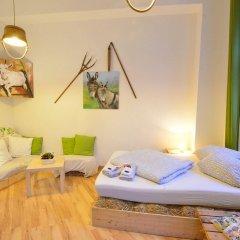 Kiez Hostel Berlin комната для гостей фото 5