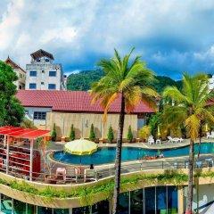 Отель Andatel Grandé Patong Phuket бассейн фото 3